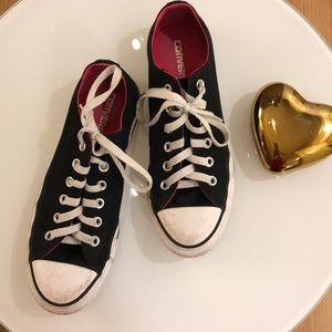 Converse Shoes - Converse Black